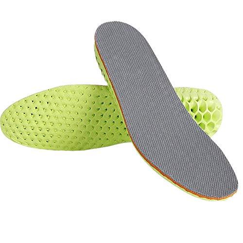 Addfect Semelle Invisible Talon Ascenseur Semelles Anti odeur Cuir Respirable Confort Amortissante Chaussures pour Hommes Femmes,Ascenseur 1.5-3.5CM