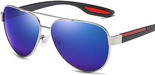 DishyKooker Men Polarized Sunglasses Fashion Driver Anti-UV Glasses