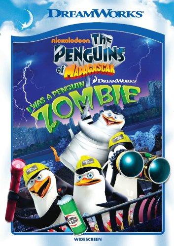 Penguins of Madagascar: I Was a Penguin Zombie [DVD] [Import]