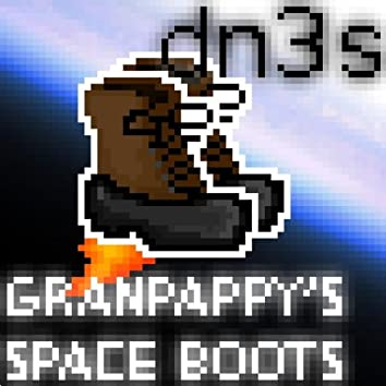 Granpappy's Space Boots - Single