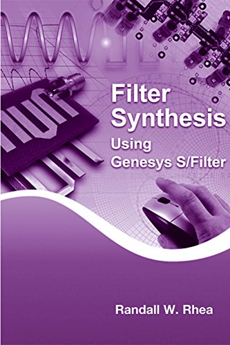 Filter Synthesis Using Genesys S/Filter (Artech House Microwave Library (Hardcover)) (English Edition)