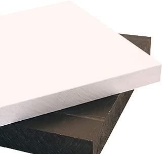HDPE Sheet High Density Polyethylene - Plastic Sheet 1/2