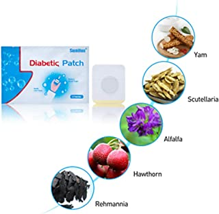 60pcs/10Bag Diabex Natural Herbal Patch