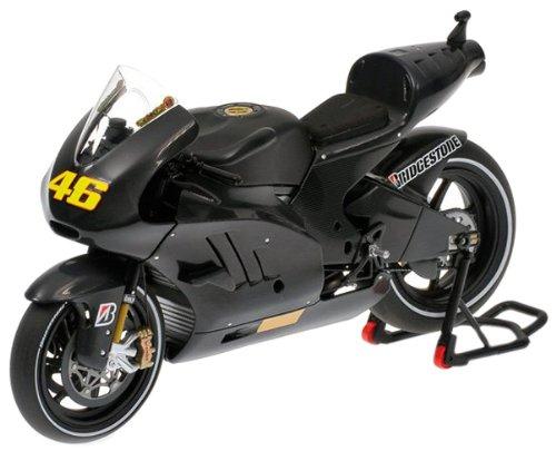 Minichamps Modellino Ducati Desmosedici Valentino Rossi 2011 Test Bike 1:12 Model 122110876