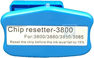 UniPrint Maintenance Tank Chip Resetter For Epson Stylus Pro 3800 3800C 3850 3880 3890 3885 Printer Chip Resetter Reset OEM Chip
