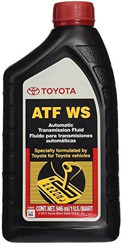 Toyota - World Standard Autom (00289-ATFWS)