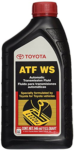 Price comparison product image Genuine Toyota Lexus Automatic Transmission Fluid 1QT WS ATF World Standard