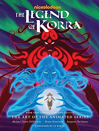 The Legend of Korra: The Art of the Animated Series--Book...