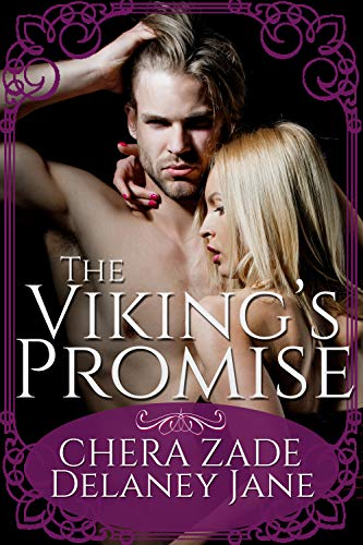 The Viking's Promise: A Historical Viking Group Menage Short Story (At the Vikings' Mercy Book 2) (English Edition)