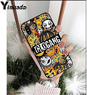 Inspired by Chief Keef Phone Case Compatible With Iphone 7 XR 6s Plus 6 X 8 9 11 Cases Pro XS Max Clear Iphones Cases TPU- Vinyl- Logo- Boss- Record- Record- 33018027234