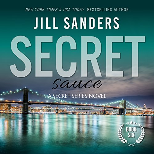 Secret Sauce audiobook cover art