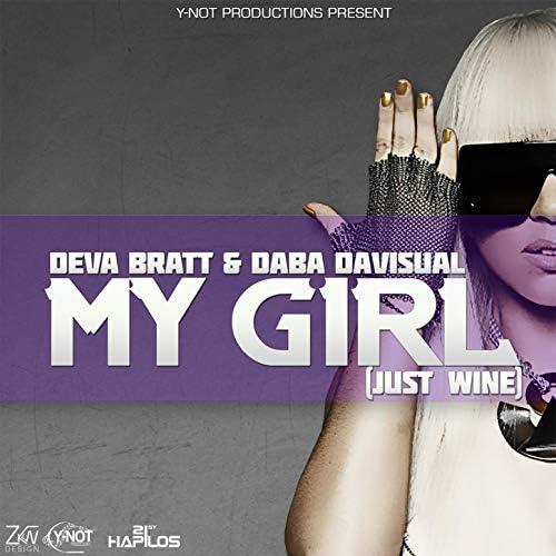 Deva Bratt & Daba Davisual