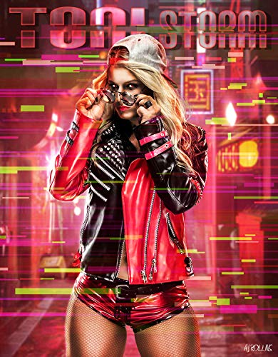 Toni storm poster/wrestling party decorations/wrestling posters for walls wwe/wrestling decor/wrestling gifts