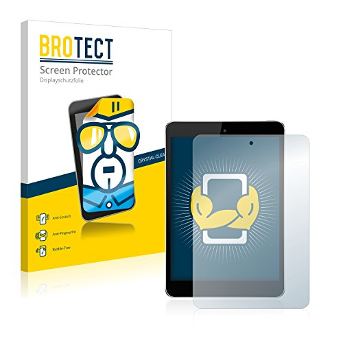 BROTECT Schutzfolie kompatibel mit Hisense Sero 8 Pro (2 Stück) klare Bildschirmschutz-Folie