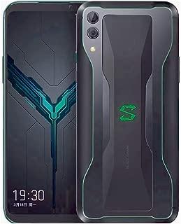 Xiaomi Black Shark 2 Gaming Phone: Snapdragon 855, 12 GB RAM, 256GB SHADOW BLACK – International Version (BLACK)