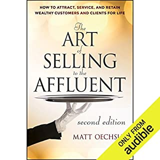 The Art of Selling to the Affluent cover art