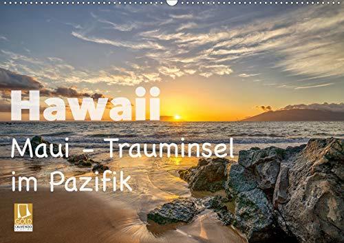 Hawaii - Maui Trauminsel im Pazifik (Wandkalender 2021 DIN A2 quer)