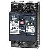 テンパール工業 Eシリーズ 経済タイプ 漏電遮断器 OC付 60A 15kW 63EC6030