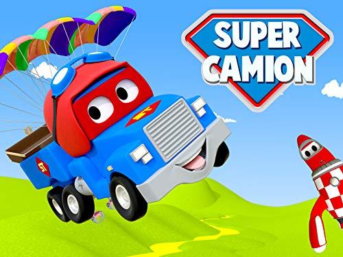 professionnel comparateur Super camion Curl choix