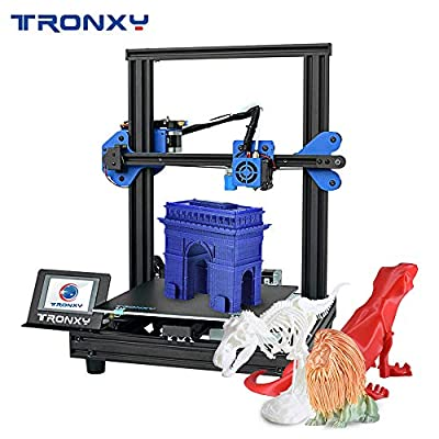 Aibecy TRONXY XY-2 Pro 3D Printer Kit Fast Assembly 255 * 255 * 260mm Build Volume Support Auto Leveling Resume Print Filament Run Out Detection with 8G TF Card & PLA Sample Filament 250g
