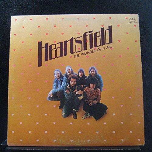 Heartsfield - The Wonder Of It All - Lp Vinyl Record