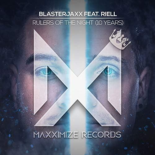 BlasterJaxx feat. RIELL
