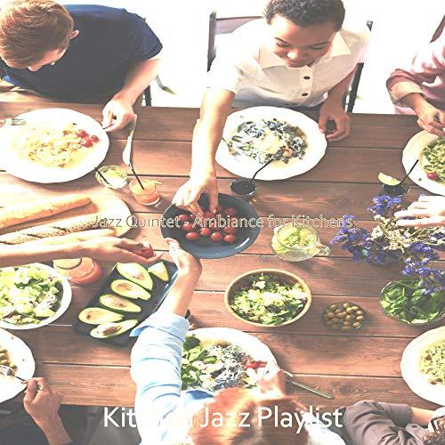 Happy Kitchen ASMR