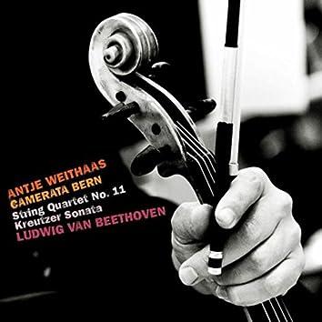 Beethoven: String Quartet No. 11 & Kreutzer Sonata