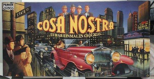 Parker Cosa Nostra Es war einmal in Chicago