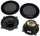 Harmony Audio HA-65 Car Stereo Rhythm Series 6.5' Replacement 300W Speakers & Grills
