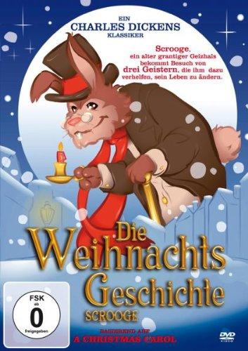 Die Weihnachtsgeschichte - Scrooge