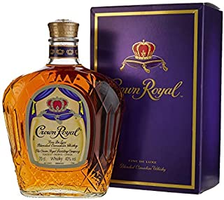 Crown Royal canadienne Blended Whisky - 70 cl