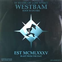 WestBam - Roof Is On Fire - Low Spirit Recordings - 12CLSPIRIT06