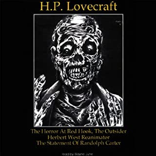 The Dark Worlds of H. P. Lovecraft, Volume 3 cover art
