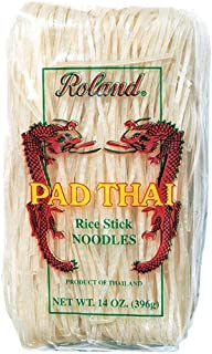 Pad Thai Rice Noodles by Roland (14 ounce)