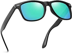 Polarized Sunglasses For Men Women Retro TR90 Frame Square Shades Vintage BRAND DESIGNER Classic Sun Glasses