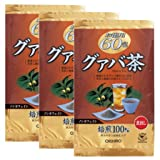 オリヒロ 徳用グァバ茶 60包【3�
