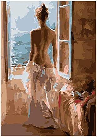 Amazones Una Mujer Desnuda 50 100 Eur Pinturas Artísticas