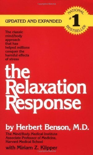 The Relaxation Response 1st (first) Avon Books Print Edition by Benson, Herbert, Klipper, Miriam Z. [1976]