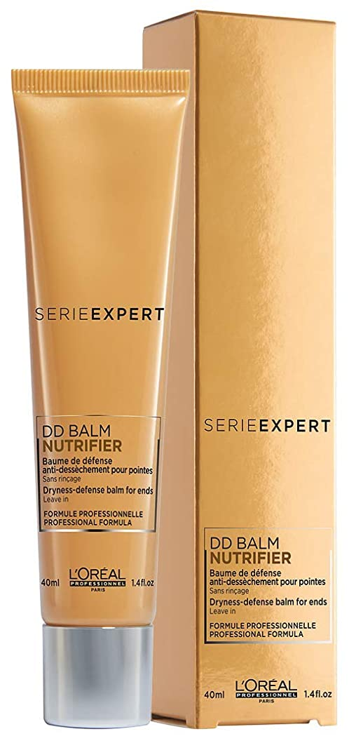 細心のオレンジオーストラリア人ロレアル Professionnel Serie Expert - Nutrifier DD Balm Dryness-Defense Balm For Ends 40ml/1.4oz並行輸入品