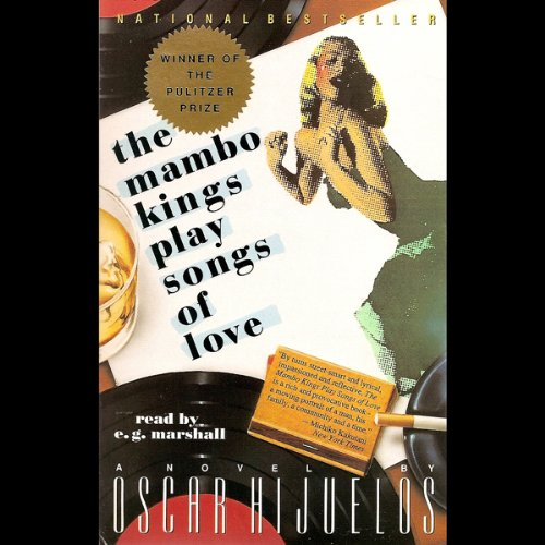 The Mambo Kings Play Songs of Love cover art