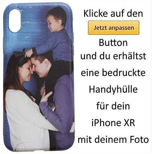 Handyhülle für iPhone XR - Weiche TPU Schutzhülle Smartphone Case