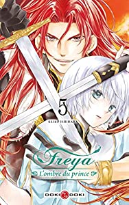 Freya - l'Ombre du Prince Edition simple Tome 5