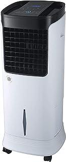 PURLINE RAFY 150 Climatizador Evaporativo de gran caudal, 150 W, 41x38.5x99 cm, Blanco/Negro