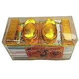 QLSQ Papel Chino Joss, lingote de Oro Plegable de Papel Chino Joss, Barra de Oro de Papel Chino Joss, el Festival Qingming y el Festival del Fantasma Hambriento
