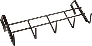 APPUCOCO Steel over The Door Hook Hanger, Hanging Organizer Rack with No Hole Drilling Required for Upto 4 cm thick Doors ...