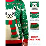 Llama Christmas Sweater FA La La Llama Ugly Sweater for Men Women 8 No drama for this christmas llama! a red and green tacky holiday themed long sleeve pullover sweater, featuring an adorable giant llama sporting a 3d fuzzy striped scarf that just screams festive fun Fa la la la llama - funny ugly xmas sweater for men and women - the unisex llama christmas sweater is perfect for llama lovers If you need to win an ugly christmas sweater contest, this cute, soft llama ugly christmas sweater is sure to take home the gold. Guaranteed to be the ugliest holiday theme sweater at the xmas sweater party, or your office ugly sweater party