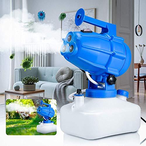 Kacsoo 5L Spruzzatore ULV Elettrico 1200W Elettrico ULV Fogger Spruzzatore Spruzzatori per Irrigazione Industriale per Ufficio Agricolo (A)