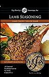 My Family s Lamb Seasoning, 3.6 oz Pouch