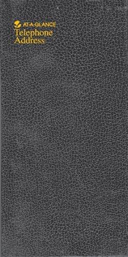 at-a-glance Fine日記電話/アドレス帳( 8202?) PackageQuantity : 1スタイル:クラシック、モデル8202、オフィスアクセサリー& Supply Shop